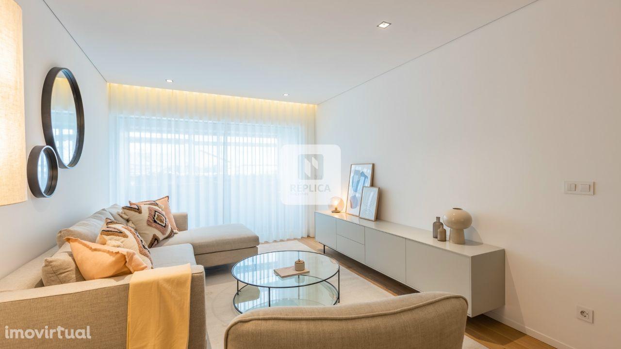 Apartamento T3 Novo na Alameda das Antas - Exclusivo Réplica