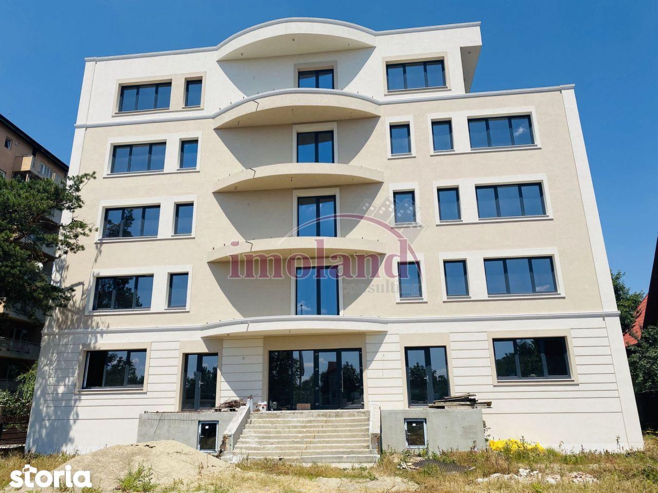 Spatii office-comercial - parter sau etaj - Pipera-Baneasa