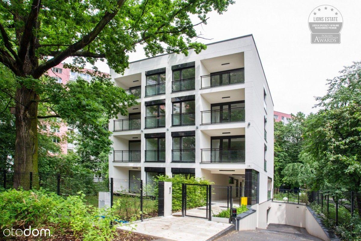 Nowa inwestycja pośród zieleni - Saska Kępa