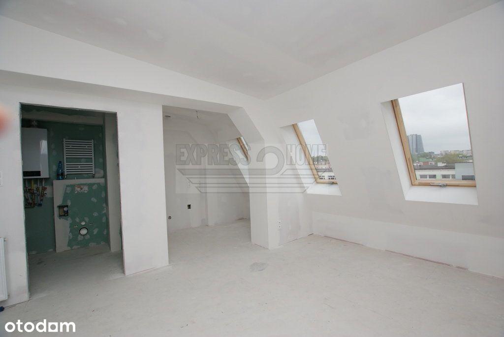 Mieszkanie, 33,74 m², Szczecin