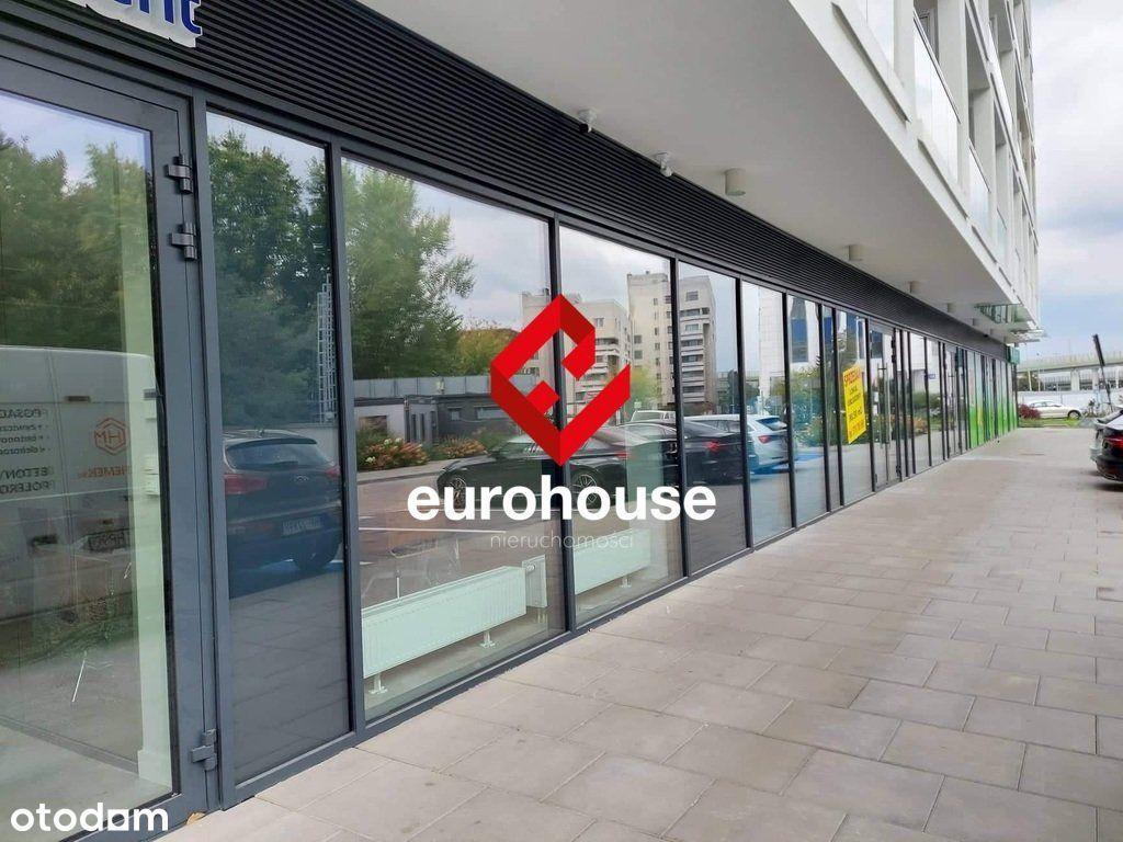 Lokal 164 m2 z najemcą na sprzedaż-Mokotów