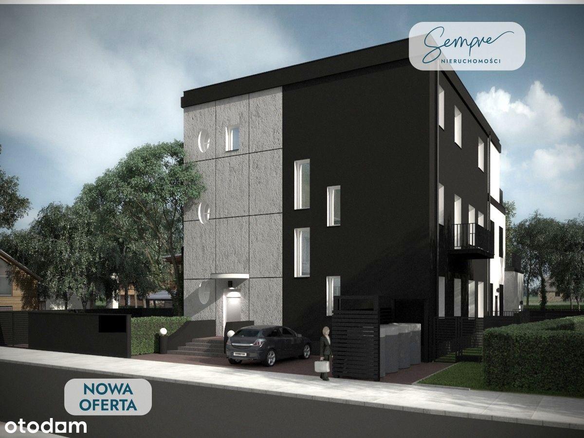 Przestronne mieszkanie z widokiem na Łódź