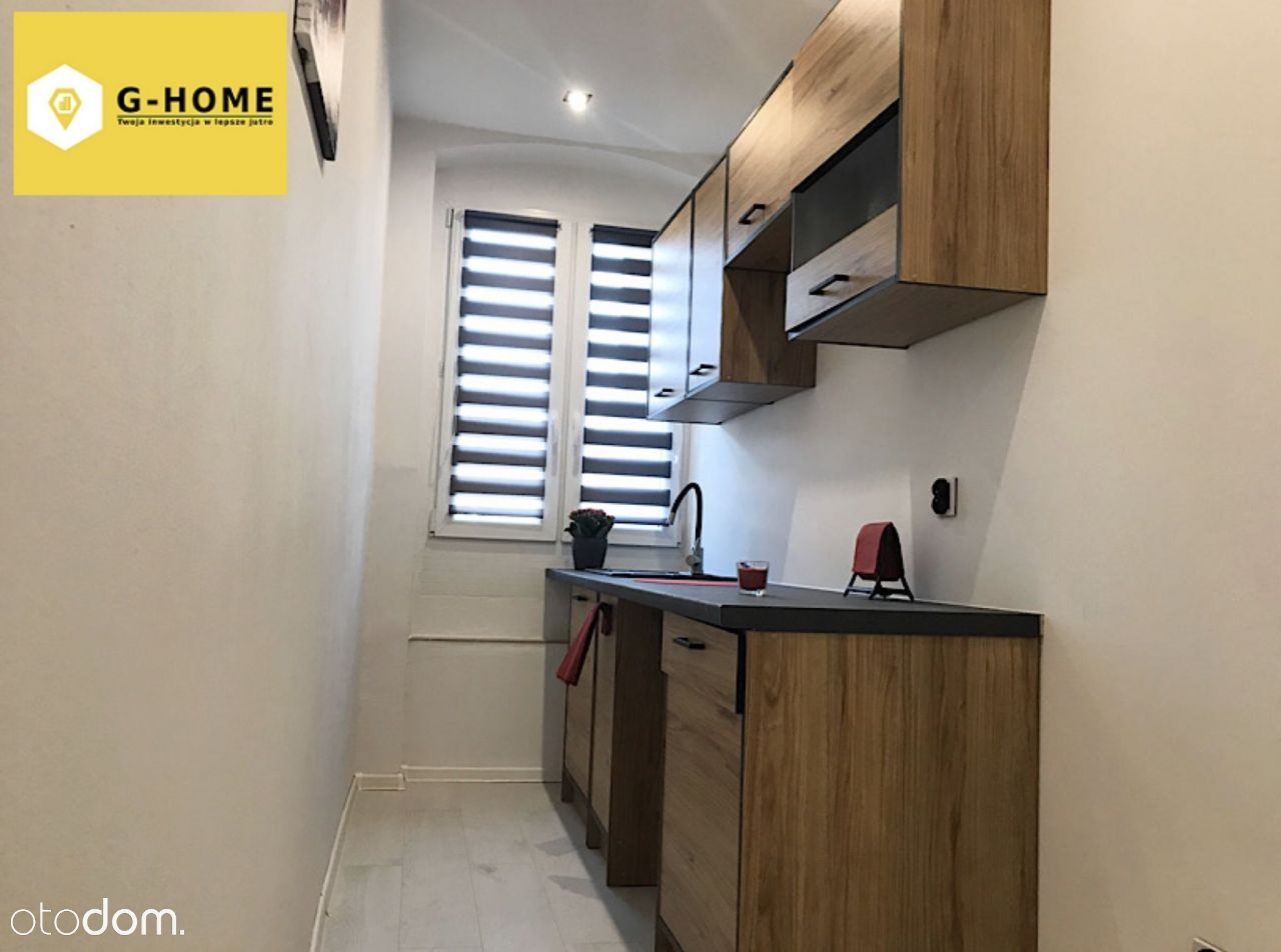 2-pokojowe mieszkanie świeżo po remoncie