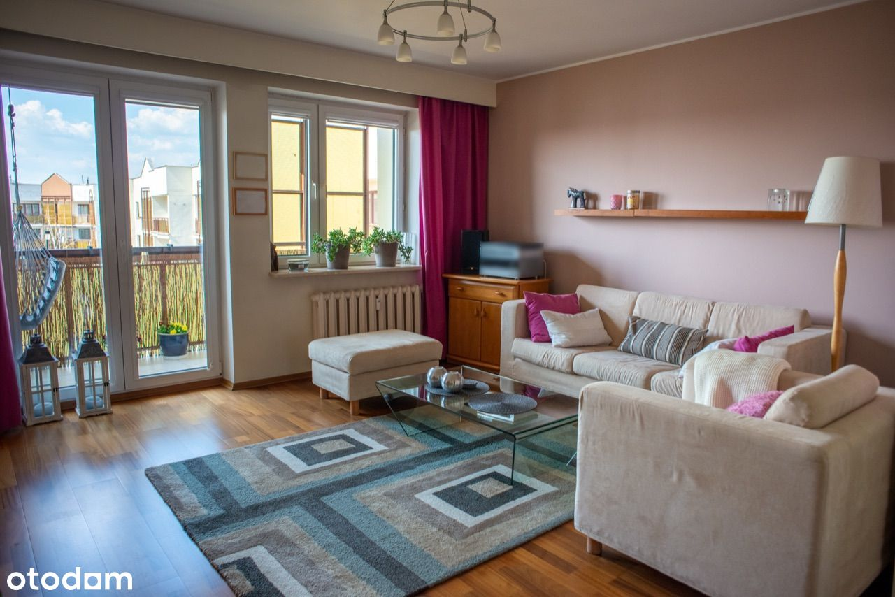 Bezpośrednio dwupoziomowe mieszkanie na Bielanach