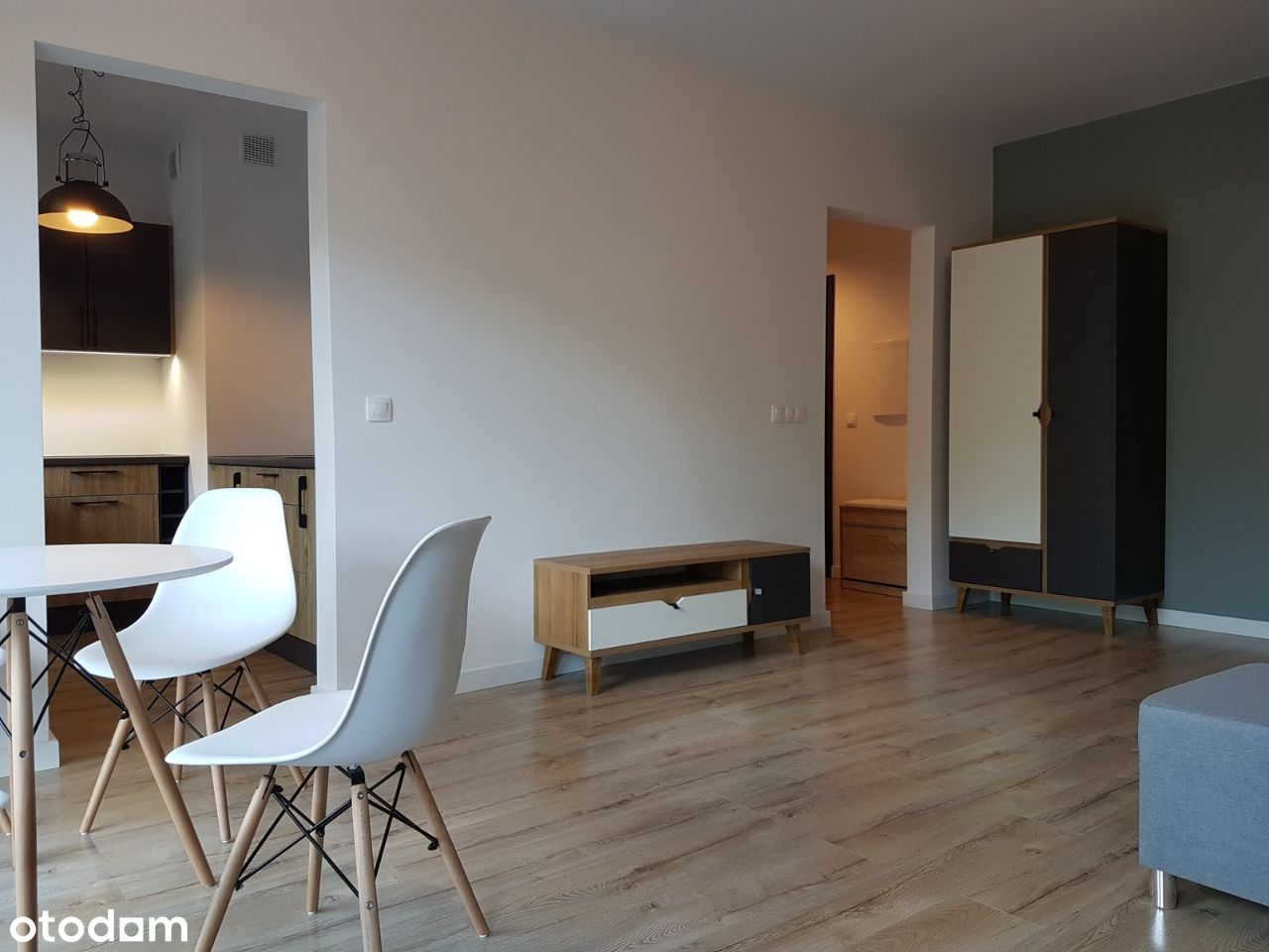 Rezerwacja - Apartament na Źródlanej (Sołacz)