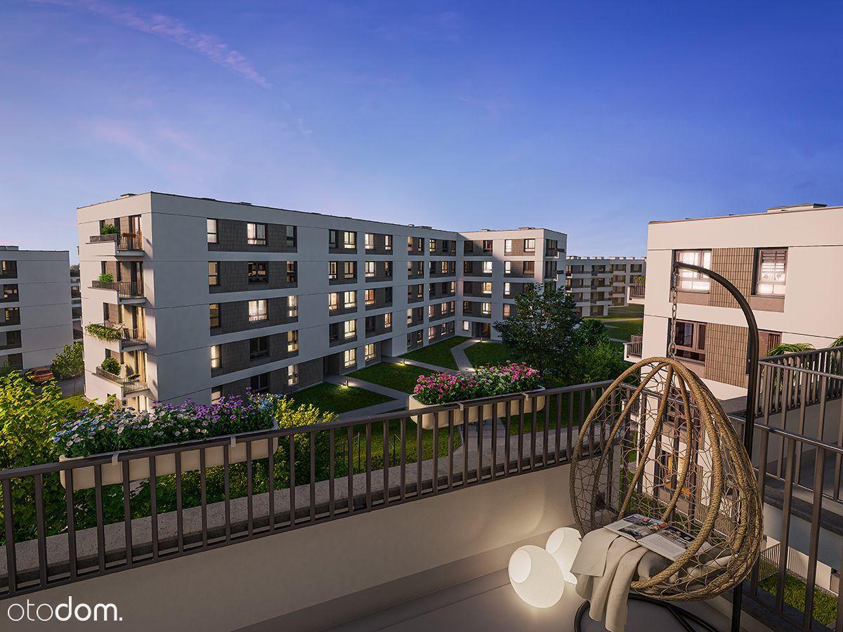 Osiedle Idea Leo | dwupokojowe mieszkanie 5A52