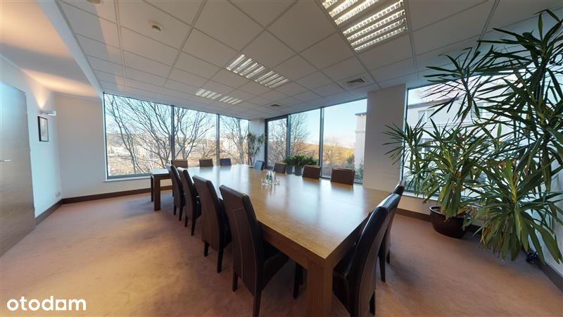 Lokal biurowy o pow. 632 m2 w wysokim standardzie