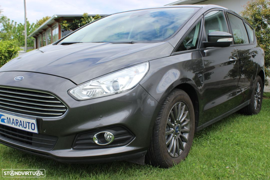 Ford S-Max 2.0 TDCi Trend - 11