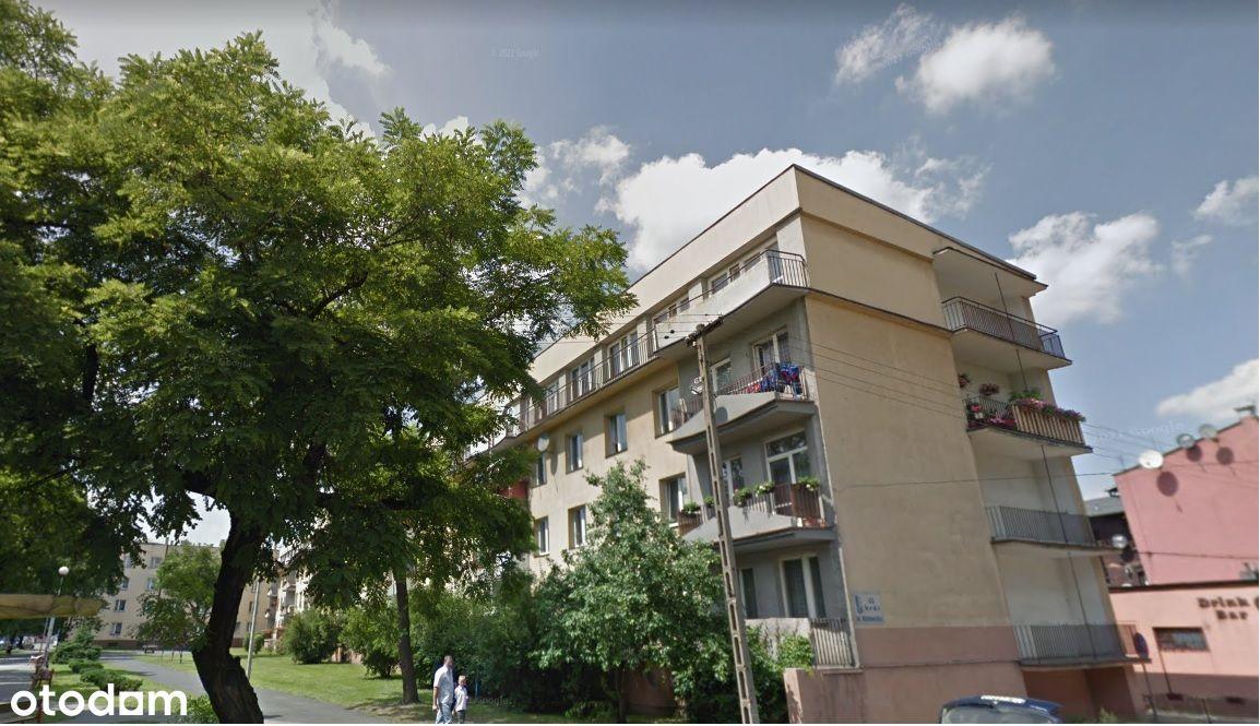 3 Pokoje Balkon DTŚ Skałka Niski Blok C.O. z sieci