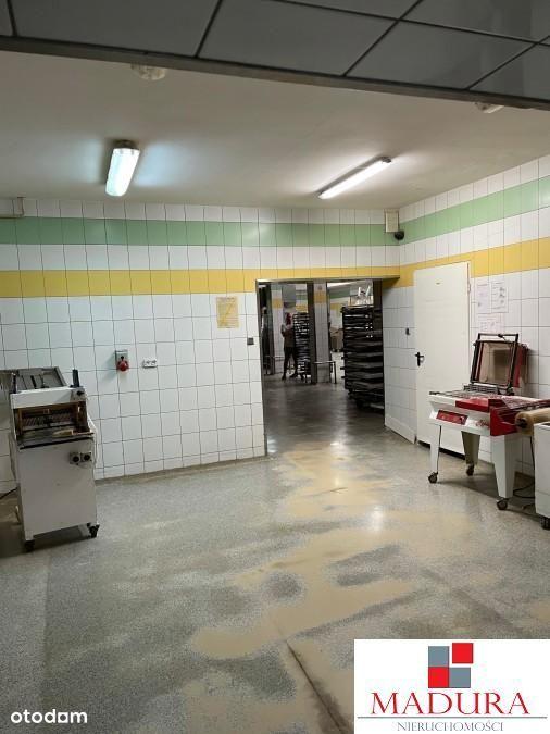 Obiekt w Niechorzu pod duży sklep produkcje restau