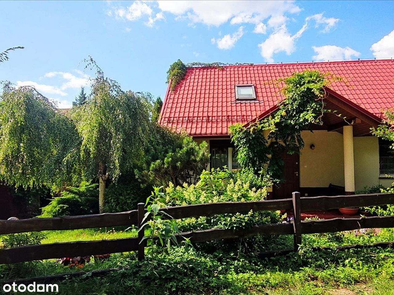 Niepowtarzalny dom całoroczny 6 km od Kościerzyny