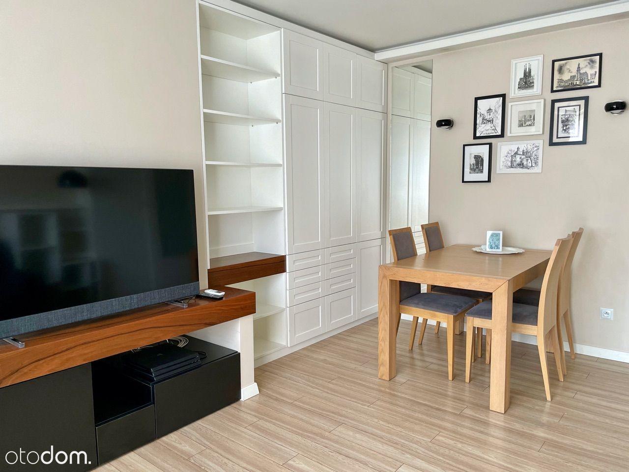 Mieszkanie 2 pokojowe, 51,6 m2, Kraków ul. Obozowa