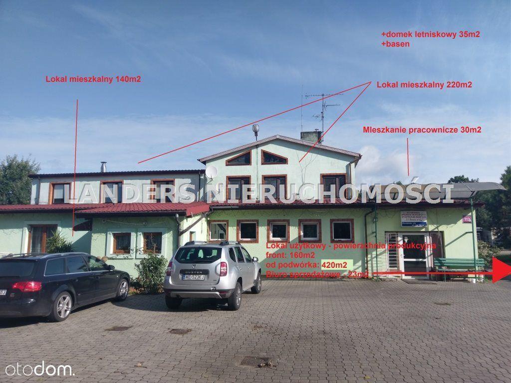 Dom, 993 m², Aleksandrów Łódzki