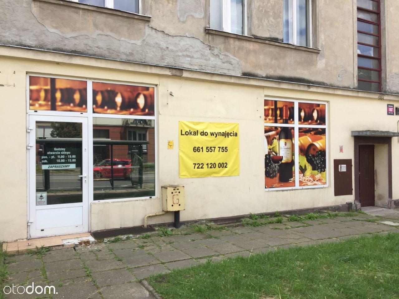 Lokal w atrakcyjnej lokalizacji przy Narutowicza