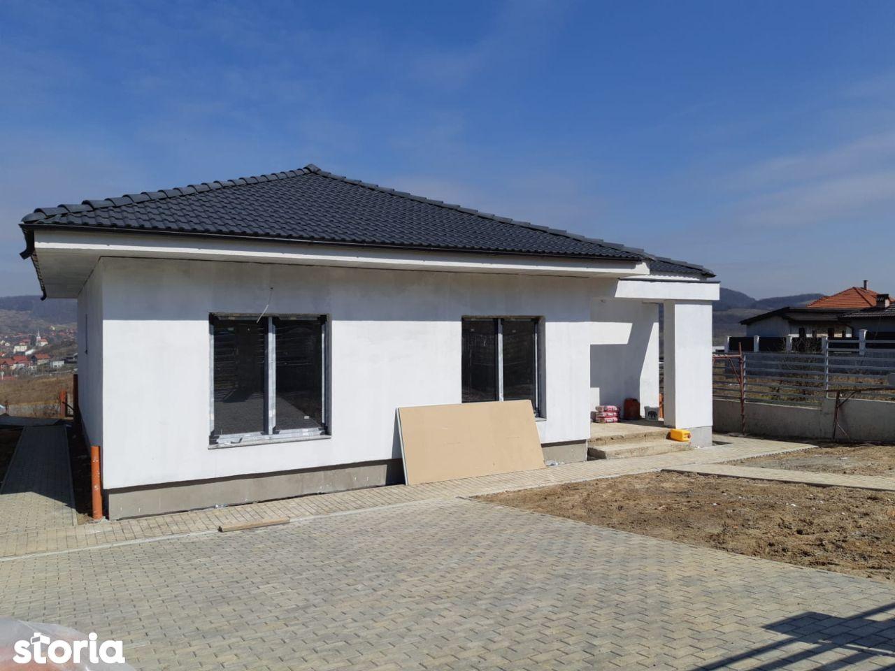 Imobilstar vinde casa noua in Corunca