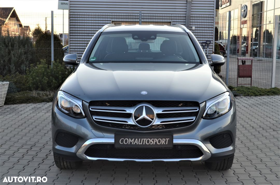 Mercedes-Benz GLC 250 - 11