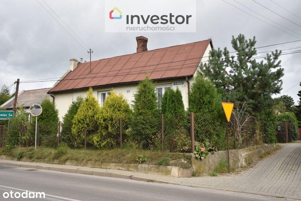 Dom z garażem w cenie mieszkania