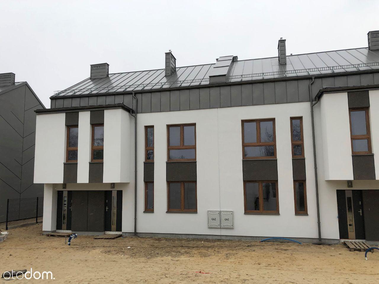 Mieszkanie dwupoziomowe w Legionowie, 111.07 m2