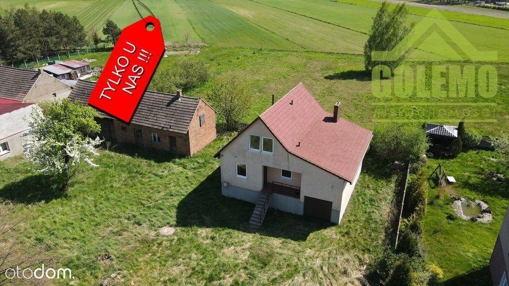 Dom w systemie kanadyjskim o pow. 130m2 / Wrzosy