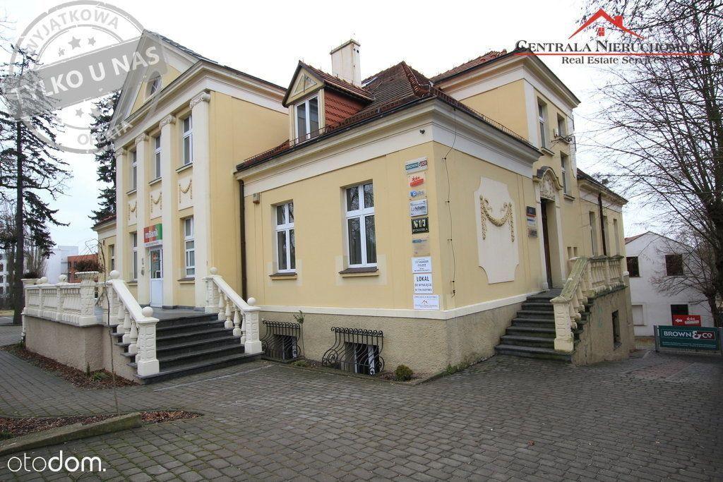 Lokal w Pałacyku 5 minut pieszo od pl.Rapackiego