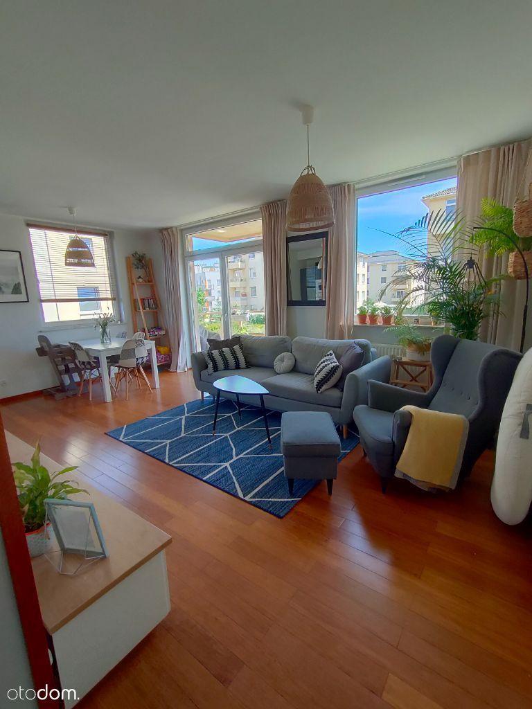 Piękne mieszkanie 68.5m2 . W cenie miejsce parkin