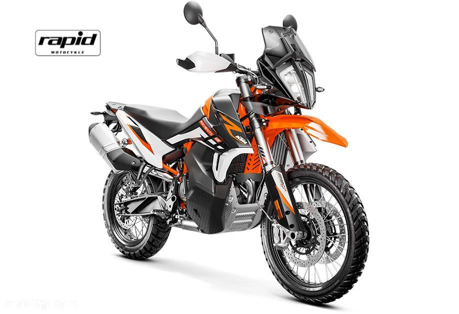 KTM  KTM 890 R ADVENTURE model 2021 Rapid Poznań - 1