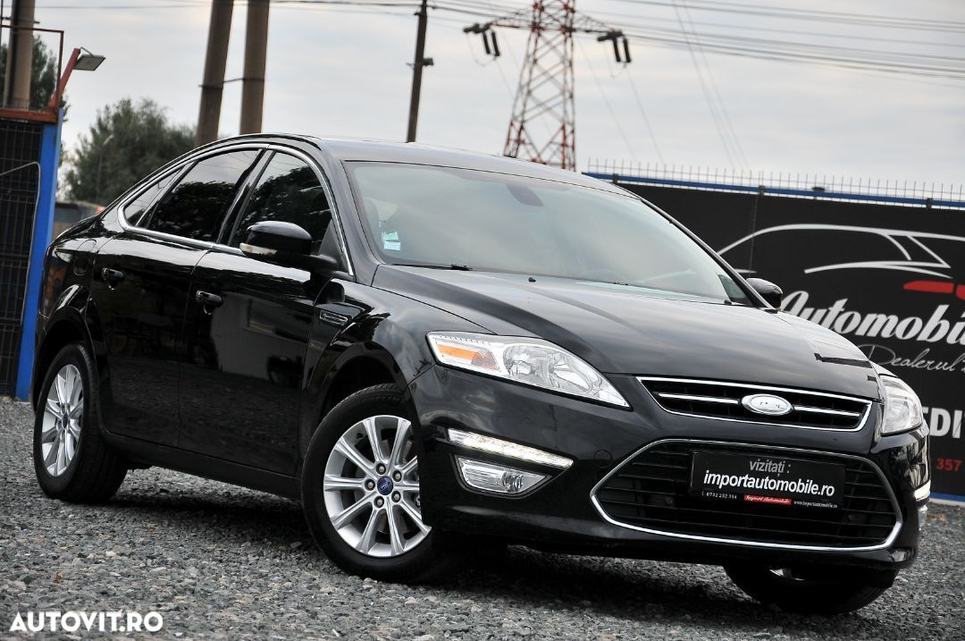 Ford Mondeo 2.0 - 30