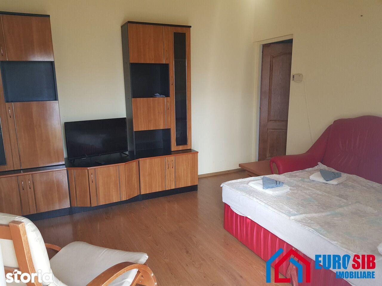Apartament cu 2 camere de închiriat în Sibiu  str Hipodromului