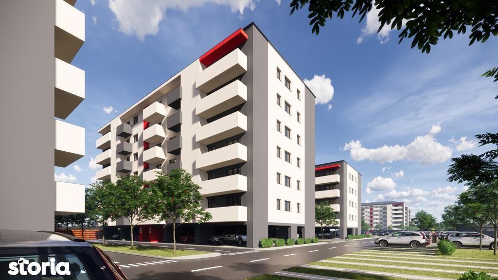 Apartament 2 camere (tip studio) Metalurgiei