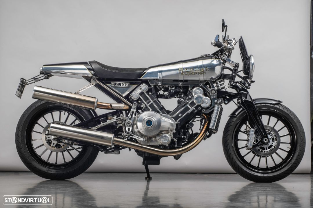 Brough Superior SS100 - 1