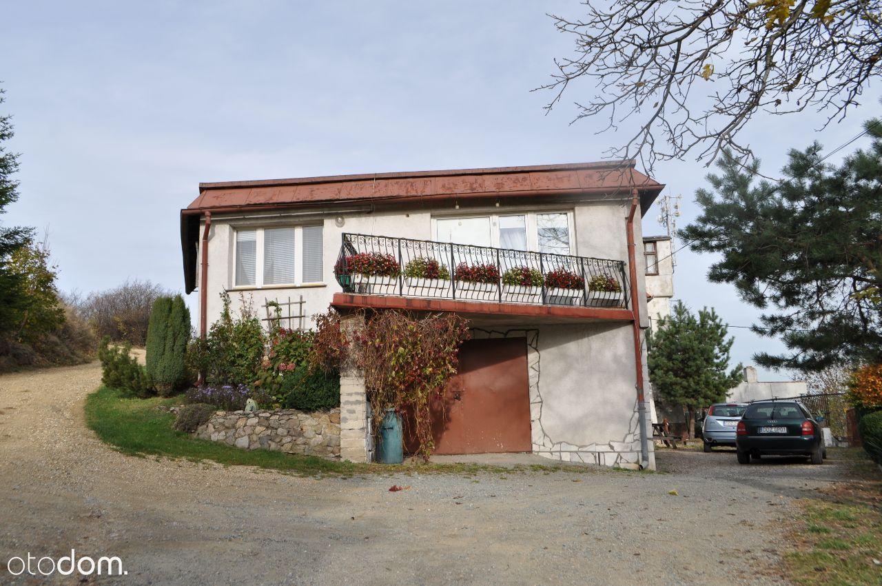 Budynek pensjonatowo - mieszkalny, działka 90 arów