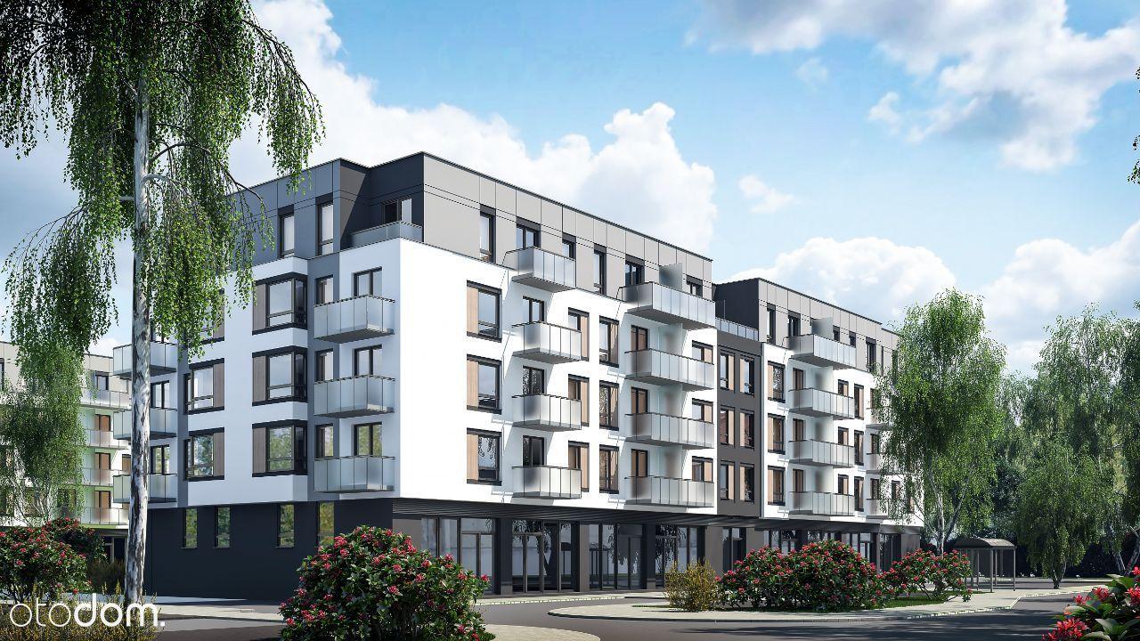 Osiedle Pileckiego, Mieszkania od 32 m2 do 77 m2