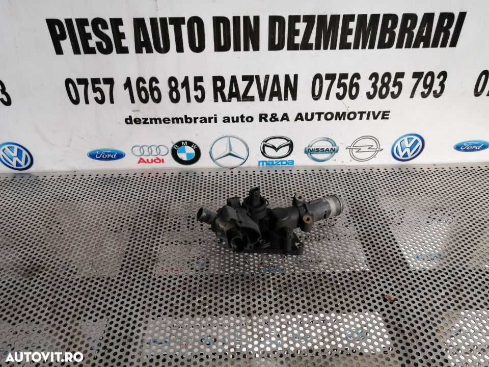 Carcasa Termostat Nissan Renault Mercedes 1.5 Dci Euro 5 An 2011-2018 - 2
