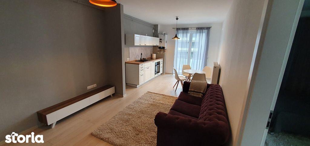 Apartament 2 camere LUX, Bloc Nou, Maurer Residence, et.1