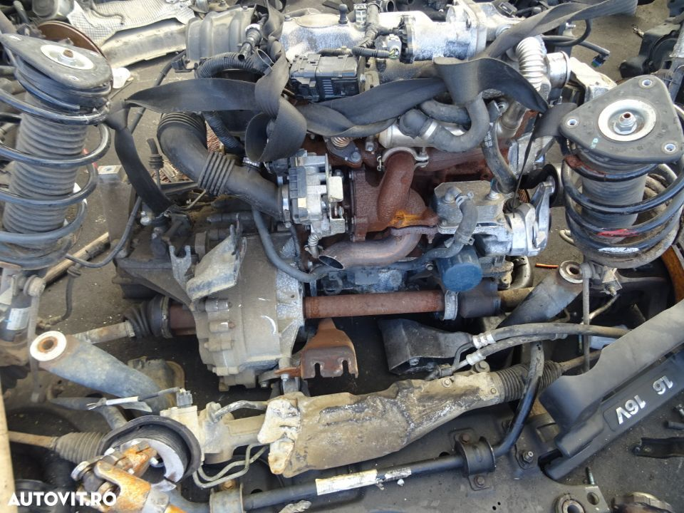 Motor complet cu anexe Ford Mondeo 1.8 TDCI QYBA - 2