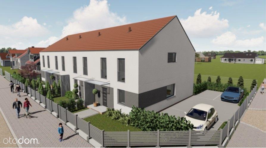 Duże mieszkanie w budynku pasywnym + ogródek