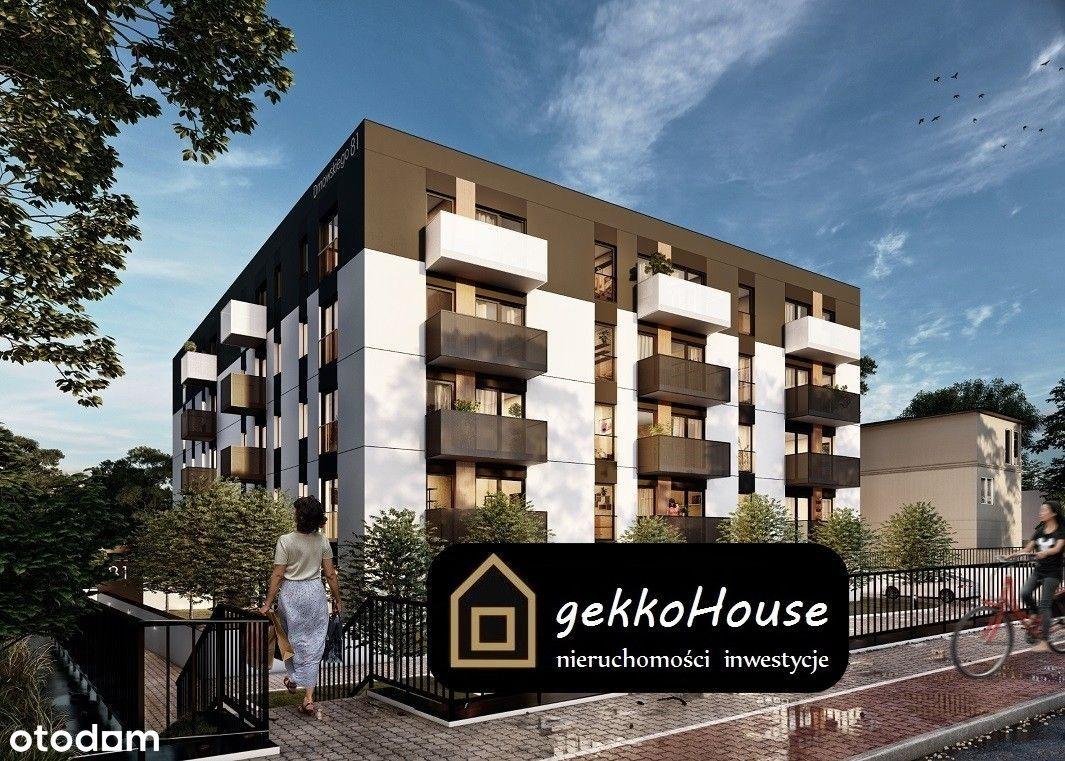 gekkoHouse - Mieszkanie Z Ogródkiem 28 m2