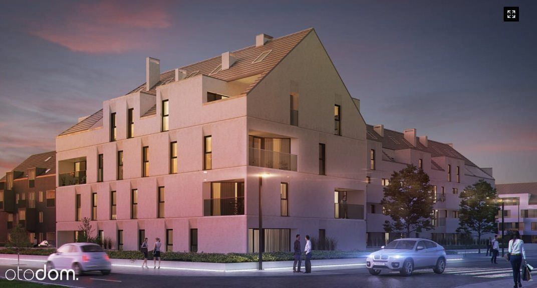 Nowe mieszkanie > Siechnice > 3 pokoje z balkonem