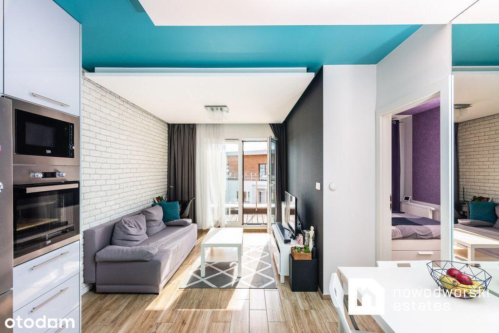 2-pokojowe mieszkanie | Bunscha Park | Ruczaj