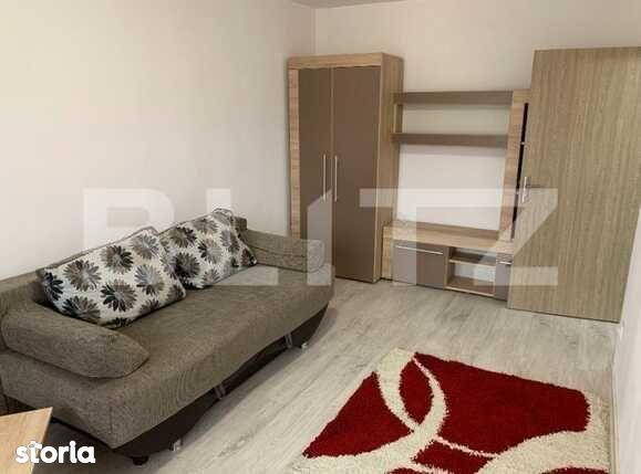 Apartament cu 1 camera, decomandat, 24 mp, pet friendly, zona Expo...