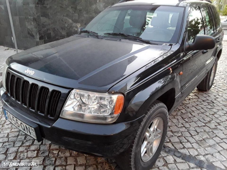 Jeep Grand Cherokee 3.1 LIMITED - 1