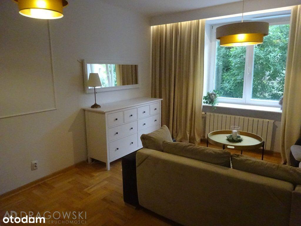 Wygodne mieszkanie na warszawskim Mokotowie