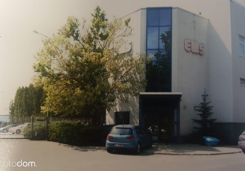 Fabryczna Hala Produkcyjno-Magazynowo-Biurowa