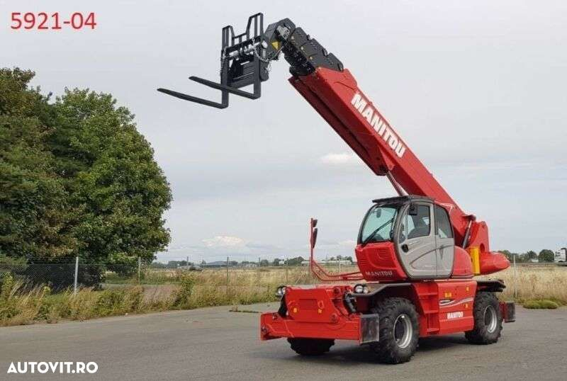 Manitou Mrt 3050 Stage 4 - 1