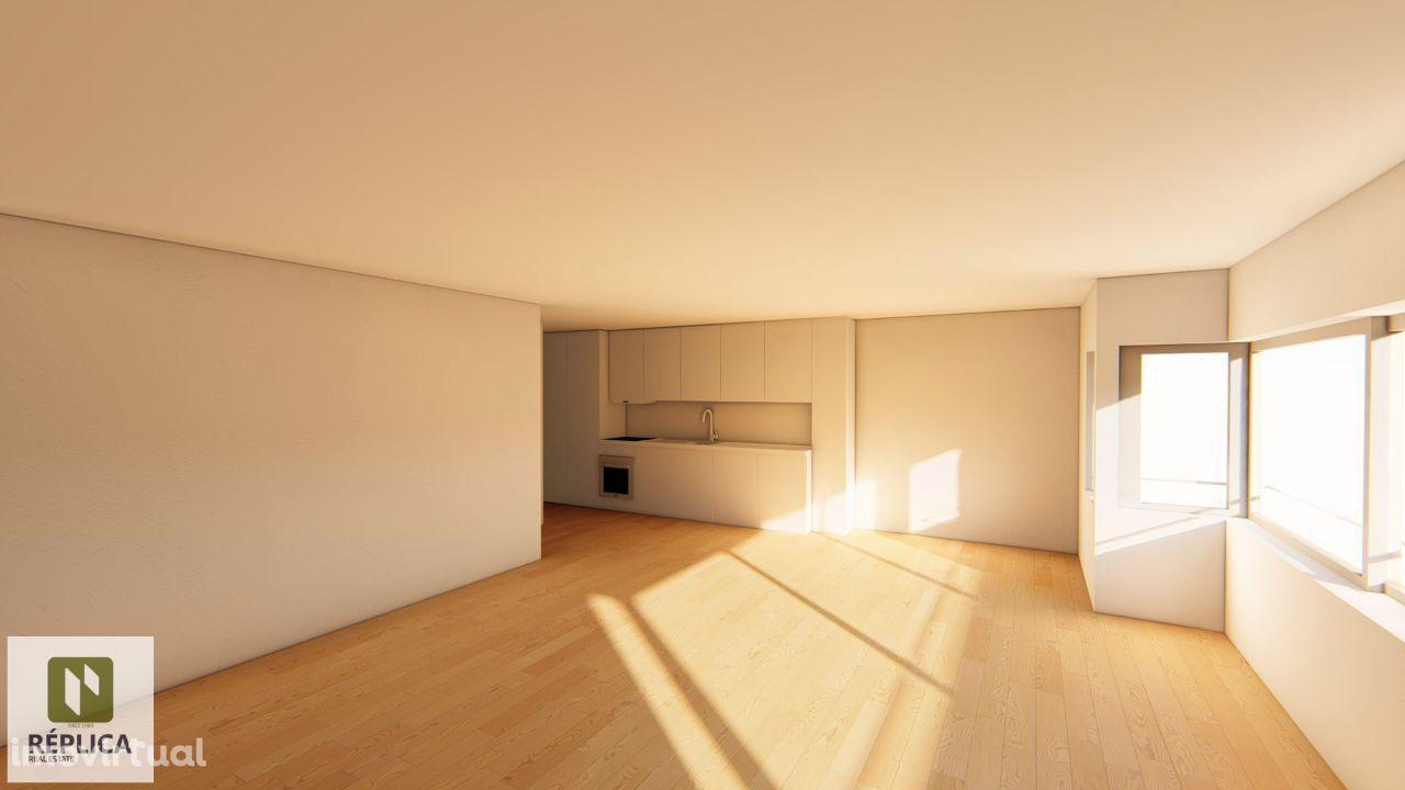 Apartamento T2 Novo - Antas
