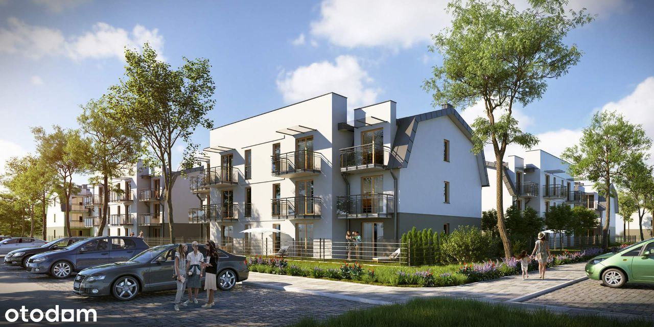 Apartamenty Kościuszki / Zacharzyce