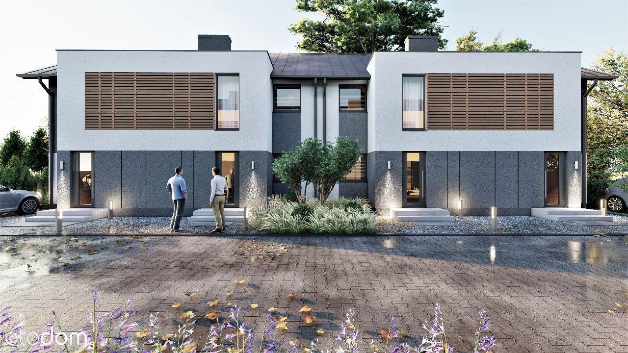 Nowoczesne apartamenty z ogródkami Wierzbowa