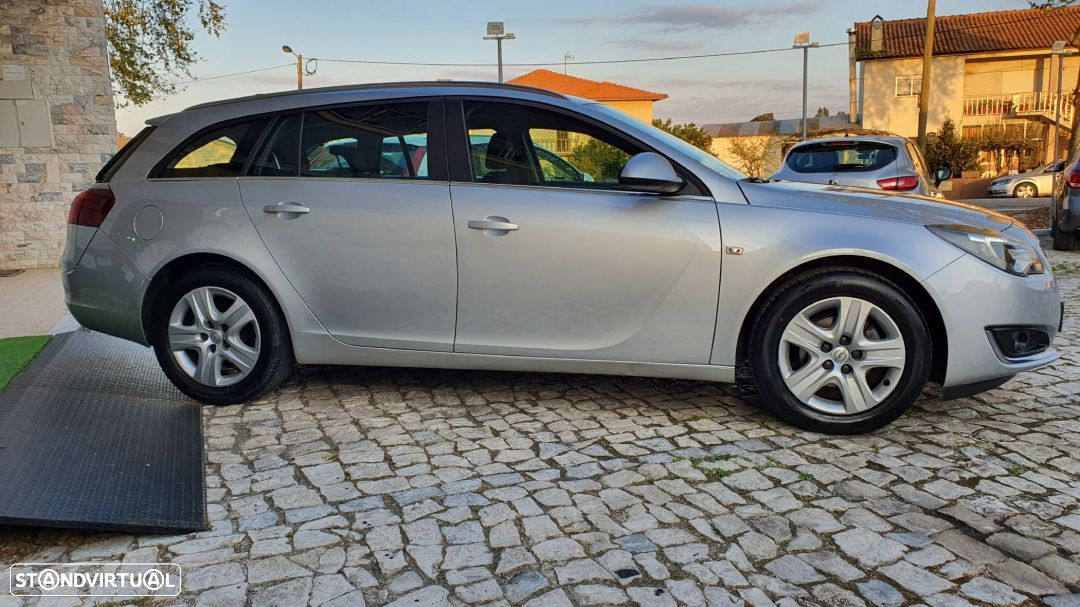 Opel Insignia Sports Tourer 1.6 CDTI SELECTION - 5