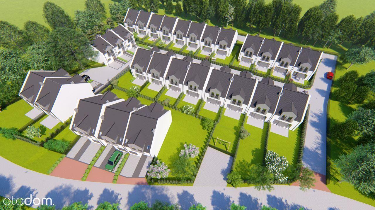Nowe domy RUDA ŚLĄSKA - 141m2 - środkowy segment
