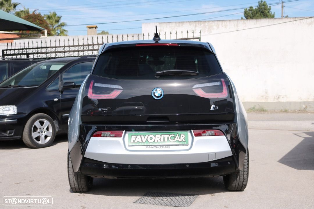 BMW i3 +Comfort Package Advance - 1